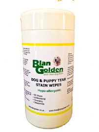 Dog and Puppy Tear Stain Wipes